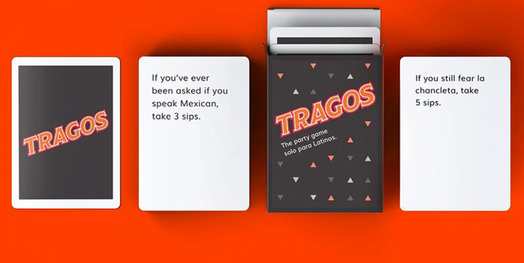 Drink up: this Latinx party game is looking to make sure your next event is lit