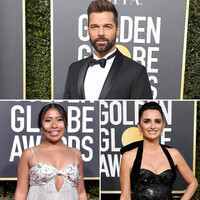 Golden Globes 2019: HOLA! USA takes you behind-the-scenes of the red carpet