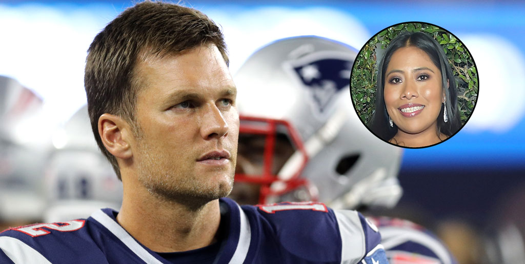 Tom Brady had an amazing reaction to being asked about 'Roma'