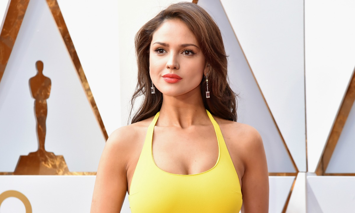Eiza González reigned the last Oscars red carpet - will she be there this year?