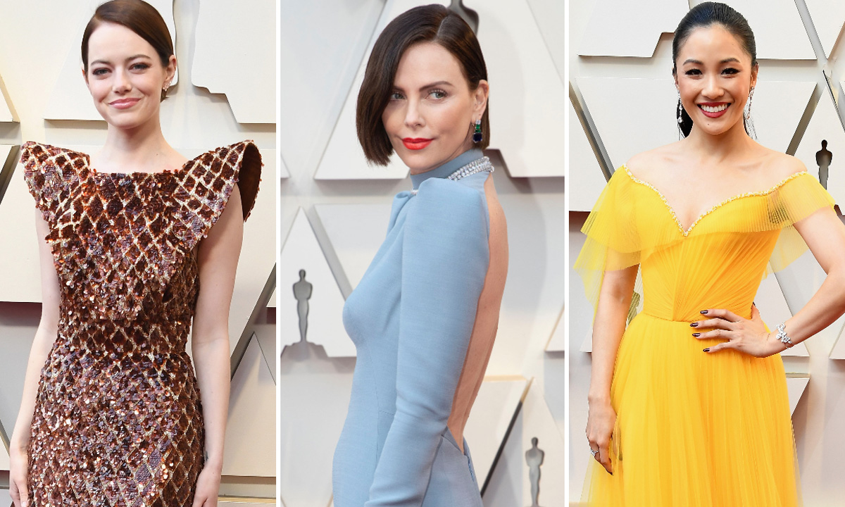 Oscars 2019: All the show-stopping red carpet style