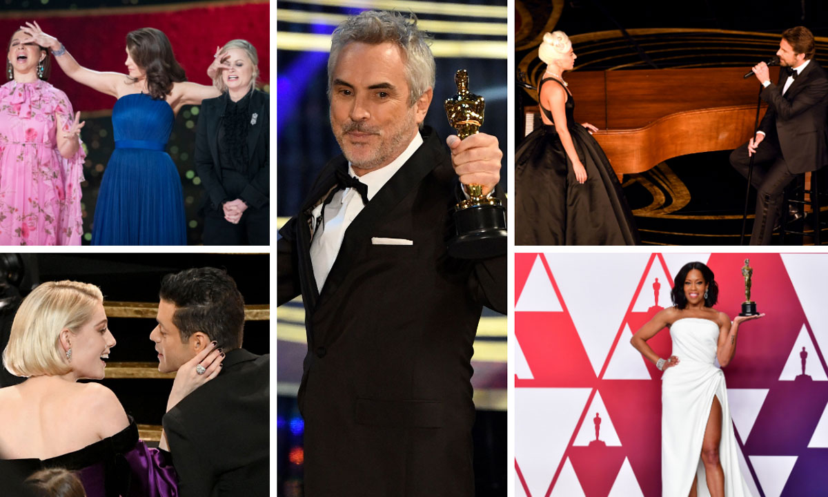 Oscars 2019: Alfonso Cuarón and Mexico make history and more big moments