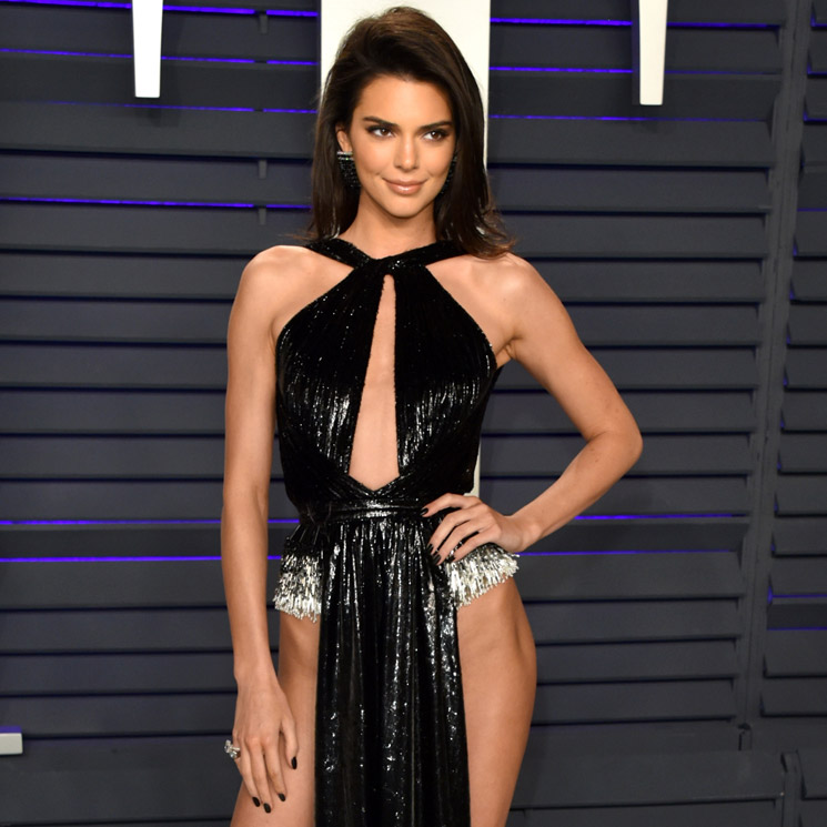 Kendall Jenner's sexy Vanity Fair party dress has everyone talking
