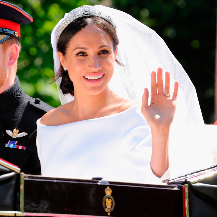 Meghan put her own American mark(le) on her royal wedding