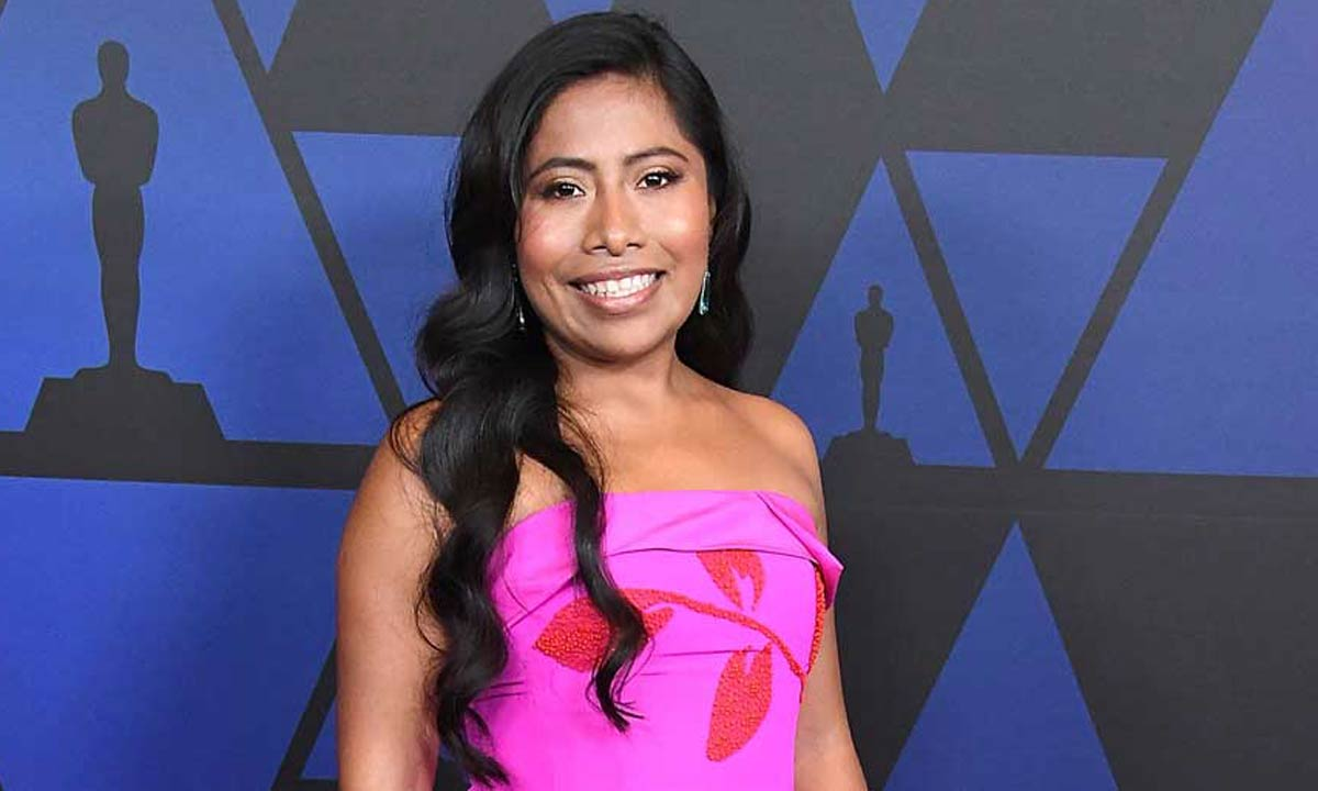 Star on the rise: Getting to know 'Roma' star Yalitza Aparicio