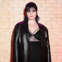 Barbie Ferreira rocks the floating eyeliner trend and reveals which is her go-to blush