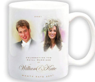 Regalo de 'compromiso' para Kate Middleton