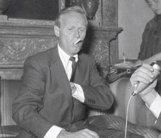 El legendario actor Richard Widmark fallece a los 93 años