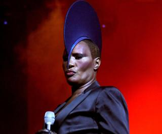 Grace Jones, incombustible en Sydney