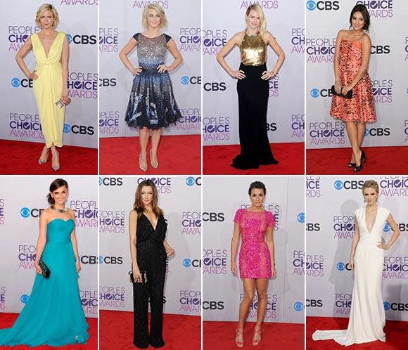 People's Choice Awards 2013: Los looks de las asistentes