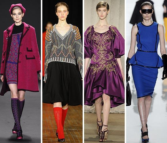 New York Fashion Week: Marchesa, Michael Kors, Philosophy di Alberta Ferretti…