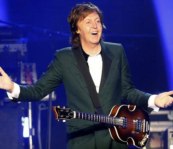 Paul McCartney se recupera del virus que le obligó a suspender cinco conciertos
