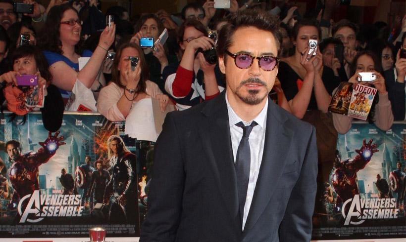 Robert Downey Jr. no abandona el podio de actor mejor pagado del mundo