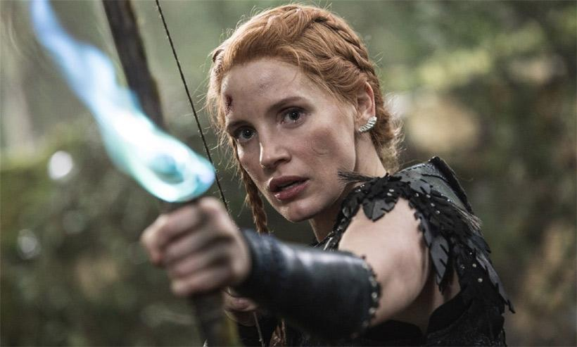 Jessica Chastain será la supervillana de 'X-Men: Dark Phoenix'