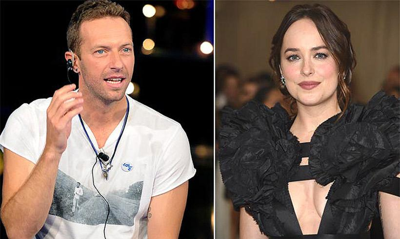 Dakota Johnson no tiene suficiente con una cita y viaja a Argentina para ver a Chris Martin
