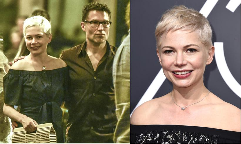 Michelle Williams se ha comprometido con su novio, Andrew Youmans