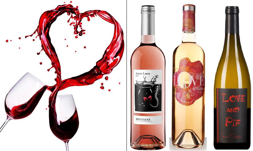 Un brindis por San Valentín: Love at first… ¡wine!