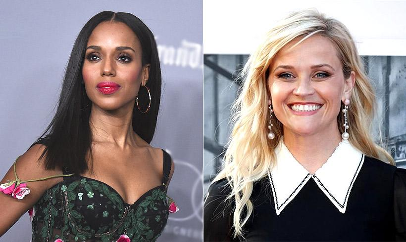 Reese Witherspoon y Kerry Washington protagonizarán la nueva serie de Hulu, 'Little Fires Everywhere'