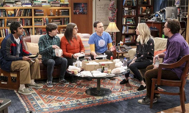 Nueva nominación a los Emmy para 'The Big Bang Theory' tras un error de la Academia