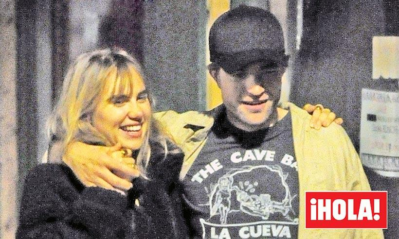 Robert Pattinson y Suki Waterhouse están juntos ¡y estas fotos lo confirman!