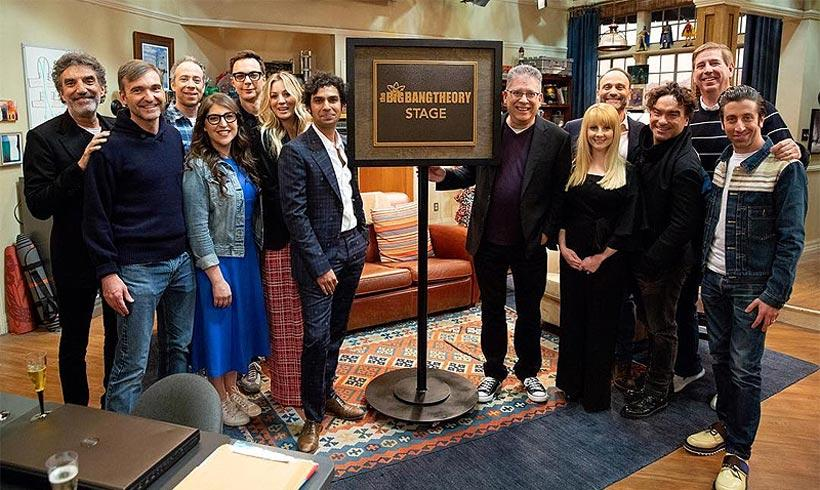 'The Big Bang Theory' nos sorprende por el final de la serie