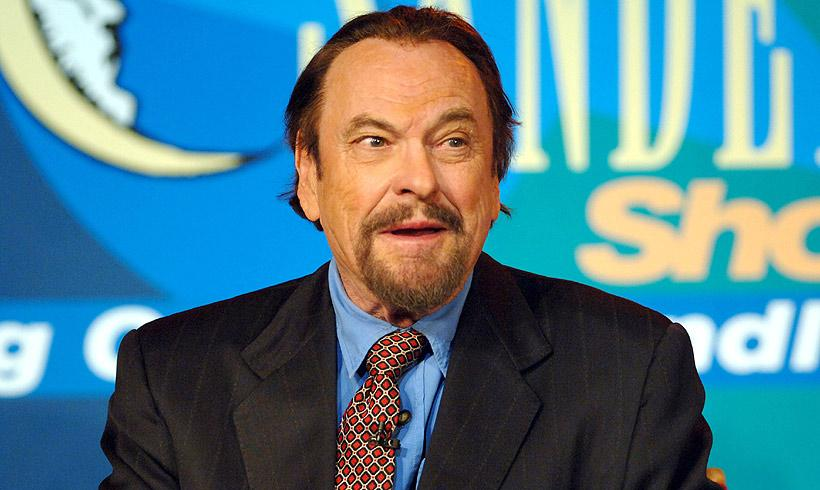 Muere Rip Torn, actor de 'Men in Black'