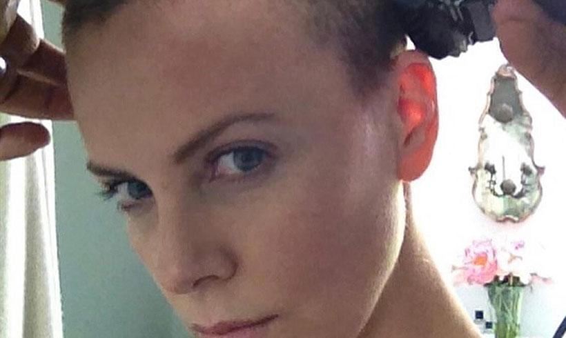 El impactante cambio de look de Charlize Theron para su papel en 'Mad Max: Fury Road'